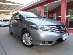 Honda city lx 1.5 2013 cinza