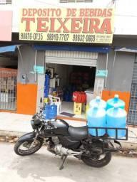 Depósito de bebidas Teixeira