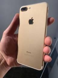 iPhone 7 Plus Dourado 128GB