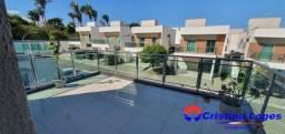 PA - Vendo Casa Duplex em Condomínio / 4 Suítes + Dependência / ótima localização