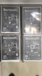 Colocdoação de livros da Bernoulli 2V impressos