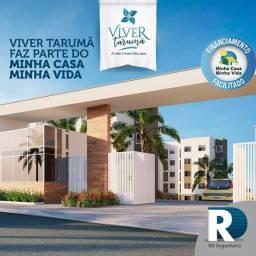 Apartamento com entrada Facilitada Viver Tarumã Renda a partir de 1.800,00