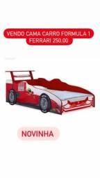 Vendo cama Ferrari