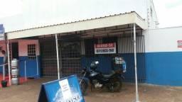 Alugo salão comercial no Santa Luzia