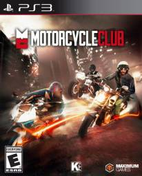 Jogo - Motorcycle Club - PS3