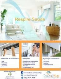 Vendo empresa de Higienização de Ar Condicionado - Rentável