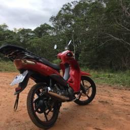 DAFRA ZIG + 100cc 2011