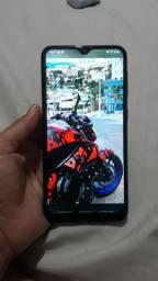 Samsung A10 em perfeito estado com 8 meses de uso.