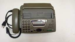Fax Panasonic KX FT72BR - Funcionando