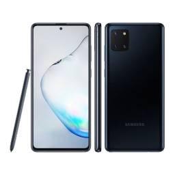 Samsung Galaxy Note 10 Lite 128GB Preto - NOVO e Lacrado na caixa