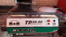 Forno de esteira tecno pizza