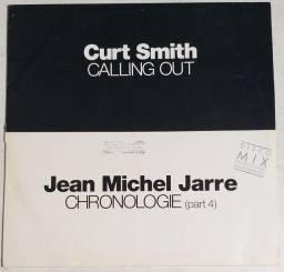 LP Vinil  Curt Smith e Jean Michel Jarre 1993