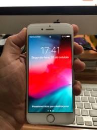 IPhone 6 dourado 64 gigas