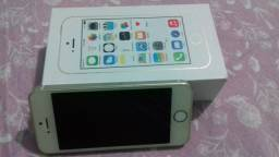 Troca iPhone 5S Gold
