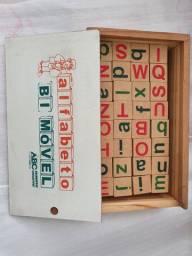 Kit para alfabetização. Brinquedos Educativos