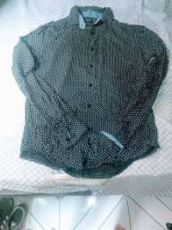 Camisa social tamanho 2P