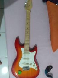 Guitarra Strinberg seminova