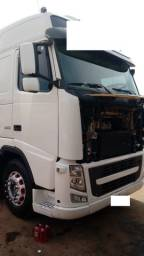 Caminhao volvo fh 440 6x2 globetroter cambio manual ano 09/10