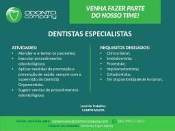 Cirurgião - Dentista ODONTO COMPANY