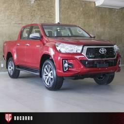 Hilux 2020/2020 2.8 srv 4x4 cd 16v diesel 4p automático