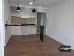 Studio com 1 dormitório para alugar, 38 m² por R$ 2.100/mês - Jardim Flor da Montanha - Gu