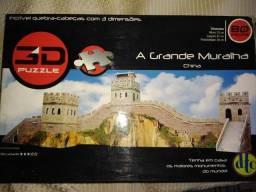 Quebra Cabeça 3D Muralha da China comprar usado  São Paulo