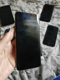Lote celulares para retirada de peças comprar usado  Curitiba