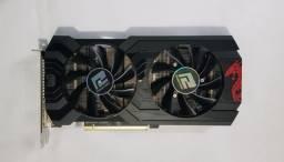Placa de Vídeo PowerColor Radeon RX 570 Red Dragon Dual 4GB Gddr5 256Bit