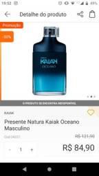 Promoção Kaiak oceano lacrados 59,99
