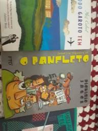 Livros diversos, preços na descrição.