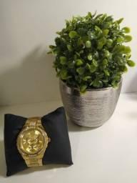 Relógio Guess Dourado