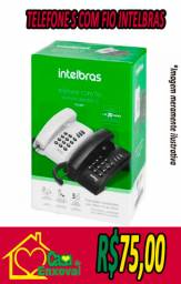 Telefone de Mesa Intelbras