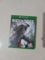 Jogo para X box one WATCH DOGS