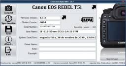 Canon T5i + Lente 18-55 mm