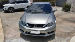 Honda civic lxr 2.0 flex one 2015 automático -super extra !!!!!!!