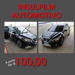 INSULFILM AUTOMOTIVO