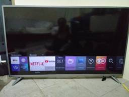 "Smart Samsung 50"" com Wi-Fi integrado"