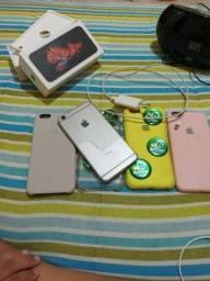 IPhone 6s Plus 64 Gb VENDO OU TROCO!!