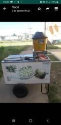 Barraca de coco R$ 800