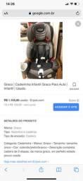 BAIXOU!!!! Vendo cadeira para bebê da Graco. De R$ 600,00 por R$ 500,00. Aceito proposta!