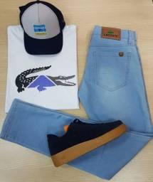 Kit Air Force + Camisa Premium