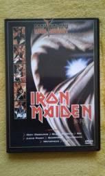 DVD Rock Hology . Iron Maiden No Fear