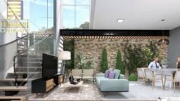 Lançamento: Condomínio Pelion ,Casas Triplex ,3. Suites