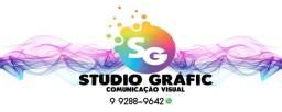STUDIO GRÁFIC COMUNICAÇÃO VISUAL