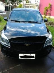 Chevrolet Agile LT flex ano 2012