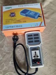 Medidor de consumo de elétricos