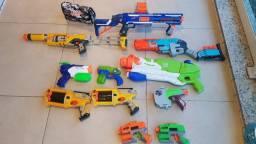 Vendo armas de brinquedo NERF