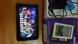 "Tablet multilaser M7S go 16GB 7"" preto"