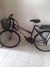 Vendo bicicleta nova