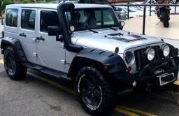 Jeep Wrangler 3.8 Unlimited Sahara Aut 4p